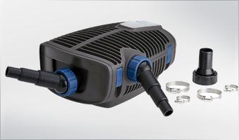 Pumpen für Filter und Bachläufe
