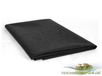 0,8mm schwarz Premium PVC Teichfolie im Rastermaß