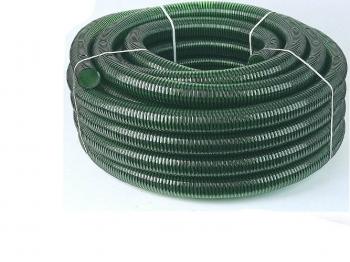 Oase Qualitäts - Spiralschlauch Teichschlauch grün 2\