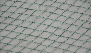 Teichnetz Laubschutznetz 17 x 17 grün 12m breit