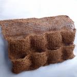 Pflanztasche Kokos ca. 100 cm breit mit 8 Taschen