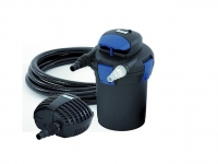 Oase Biopress Set 4000 mit UVC und Filterpumpe