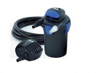 Oase Biopress Set 6000 mit UVC und Filterpumpe