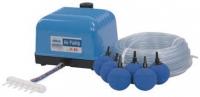 Aquaforte Luftpumpensatz V-60 incl. Belüftersteine