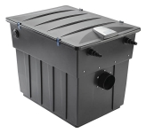 1,5mm schwarz Sika Premium PVC Teichfolie incl. Teichvlies V300