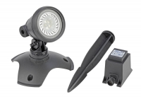 Oase Teichbeleuchtung Lunaqua 3 LED Set 1