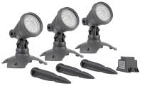 Oase Teichbeleuchtung Lunaqua 3 LED Set 3