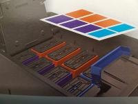 Oase Ersatzschwamm Set Biotec 12 / 40000 rot/violett