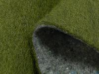 grüne Ufermatte für Teichrandgestaltung 50cm breit