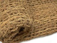 Böschungsmatte Kokos für Teichrandgestaltung 100 cm breit