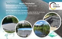 Premium Teichvlies V1000 1000g/m²