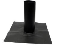 KG-Rohr Foliendurchführung DN 100 schwarz