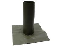 KG-Rohr Foliendurchführung DN 100 olivgrün