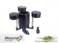 Teichfolie Fertigmaß PVC 0,5mm schwarz  3,00m x 4,00m