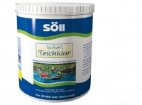 Söll Dr. Roths Teichklar 1000 g  für 20.000 Liter Teichwasser