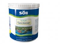 Söll Dr. Roths Teichklar 3000 g  für 60.000 Liter Teichwasser
